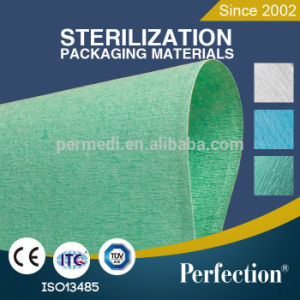 Bacterial Barrier Paper Sterilization Wrap pictures & photos