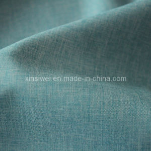 100% Polyester Two-Tone Plain/Oxford Fabric for Garment pictures & photos