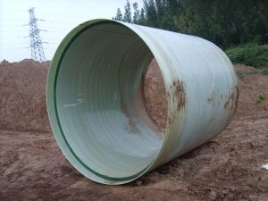 GRP Jacking Pipe pictures & photos