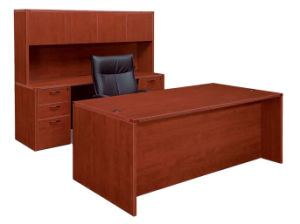 Modern High Quality MFC Board Office Furnitre Office Desk Shell Executive Table Executive Desk pictures & photos