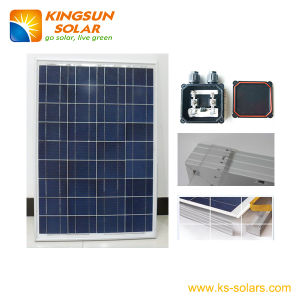 60W Poly-Crystalline Solar Panel pictures & photos