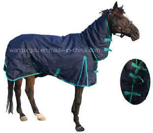 900d Poly Turnout Combo Horse Rug (CB-N6) pictures & photos