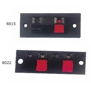 Car Speaker Terminal Board/Push Type Speaker Terminal pictures & photos