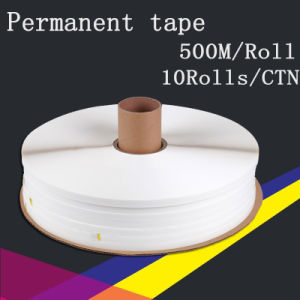 BOPP/CPP/HDPE/ Bag Permanent Sealing Tape pictures & photos