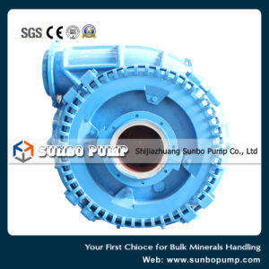 Horizontal River Sand Sucking Machine Sand Dredging Gravel Pump for Sand Suction for Dredger pictures & photos