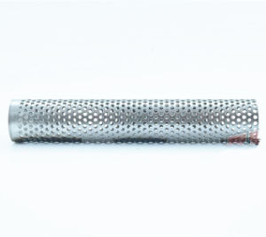 SS304 Round Hole Perforated Metal Screen for Piping Systems pictures & photos