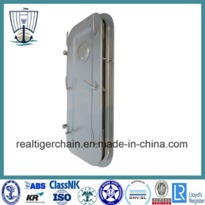 Marine Ship Weathertight Single-Leaf Steel Door with Certificate pictures & photos
