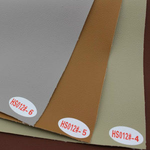 0.9mm Synthetic Furniture Leather (HS012#) pictures & photos
