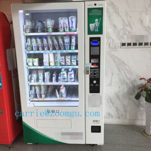 Non-Refrigerated Vending Machine Zg-S800-10 pictures & photos