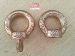 Carbon Steel Lifting DIN582 Eye Nut pictures & photos
