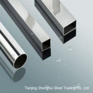 Premium Quality Seamless Stainless Steel Pipe (316Ti) pictures & photos