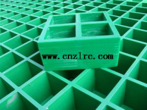 Fiberglass Pultruded Grating/Fiberglass Pultrusion Profile/FRP/GRP Grating pictures & photos