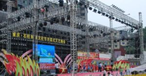 Sponsored Products/Suppliers. Aluminum Truss Lighting Truss Roof Truss System for Events Stage Truss Stage Equipment pictures & photos