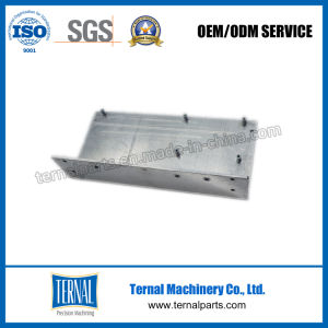 Galvanized Sheet Metal Fabrication Simi-Finished Parts pictures & photos