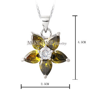 Fashion Imitation Jewelry Pendant (DZ1089)