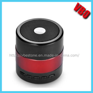 Metal Mini Bluetooth Speaker with Phone Hands-Free & TF Card Function (BS-180) pictures & photos