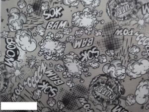 Bomb Printing Polyester 600d Fabric for Bags! pictures & photos