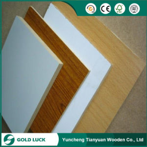 Melamine Laminated MDF Board for Furniture pictures & photos