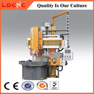 Single Column Manual Universal Vertical Metal Turning Lathe C5116 pictures & photos