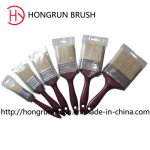 Plastic Handle Paint Brush (HYP001) pictures & photos
