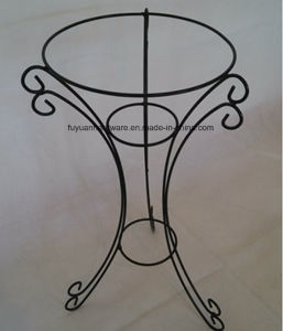 Metal Low Price Factory Flower Pot Stand pictures & photos