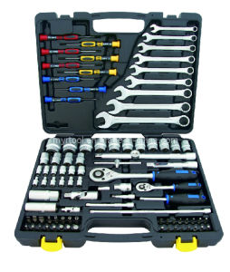Hot Selling-94PCS Professional Hand Tool Set pictures & photos