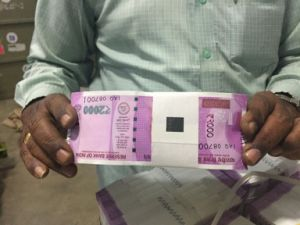 Indian Rupee Counter Supporting The Latest Issues pictures & photos