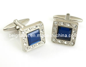 Crystal Semi-Precious Stone Cufflinks pictures & photos