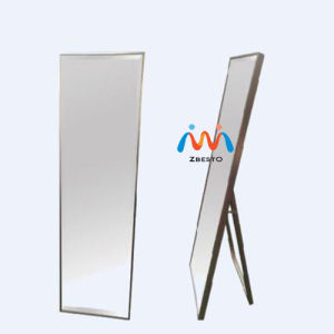 Floor Stand Dressing Mirror, Aviator Furniture, Decorative Wall Mirror Glass