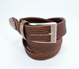 Men′s Elastic Webbing Belt