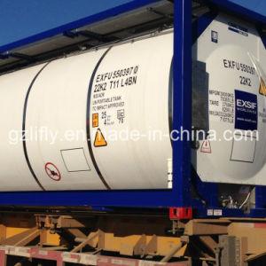 ISO Tank Packing Methyl Ethyl Ketone