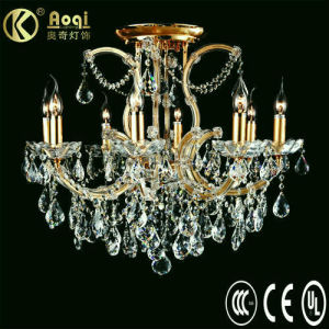 Modern Design Crystal Ceiling Lamp (AQ50005-8) pictures & photos