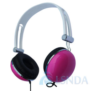 for Promotional Gift Headset in Pink