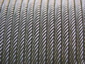 High Quality Ungalvanized and Galvanized Steel Wire Rope pictures & photos
