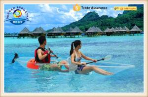 100% Transparent Kayak