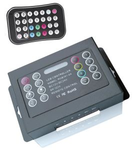 Color Mixing RGB Controller /IR Remote Digital Control LED Dimmer pictures & photos