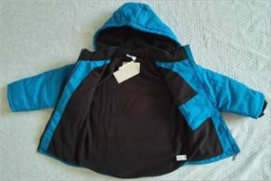 Children Jacket with Hood for Children Clothing pictures & photos
