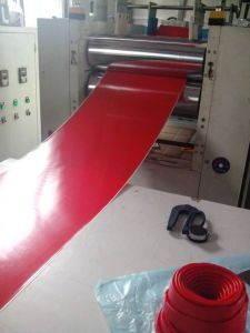0.1-0.5mm X 0.5-1.0m X 100m Silicone Film, Silicone Rubber Sheet, Silicone Sheet pictures & photos