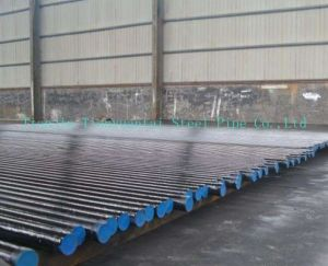 API 5L/ASTM A106/A53 Steel Pipe/Tube, ERW Steel Pipe/Tube, API 5L Line Pipe/Tube pictures & photos