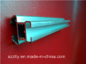 Custom Matt Anodised Silver Aluminum Extruded Tube pictures & photos