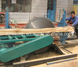 Surpass Log Cutting Wood Working Horizontal Gantry Band Sawmill (CE) pictures & photos