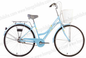 Bicycle City Bike for Lady (HC-TSL-LB-44328) pictures & photos