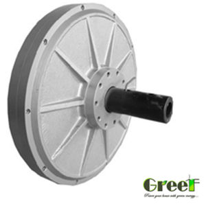 Low Start Torque Magnet Generator for Vertical Axis Wind Turbine pictures & photos