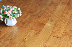 Hot Selling Birch Engineered Flooring for House pictures & photos
