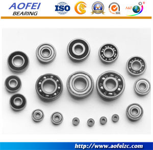 Deep Groove Ball Bearing (60 Series) pictures & photos