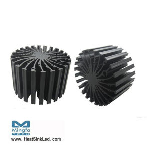 High Power Aluminum Extrusion LED Heat Sink 70W pictures & photos