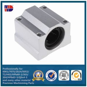 Precision CNC Part / Aluminum Machine Part / 5-Axis Machining Component pictures & photos
