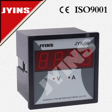 Single-Phase Digital Voltmeter & Ammeter (JYX-96) pictures & photos