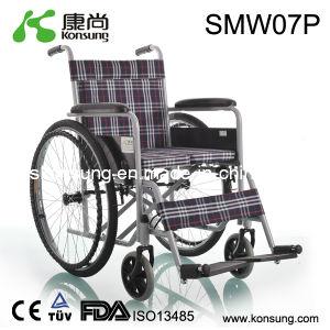 Manual Steel Wheelchair (SMW07)