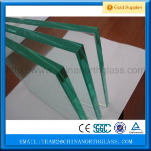 Low Cost Greenhouse Glass 12mm Toughened Glass Price pictures & photos